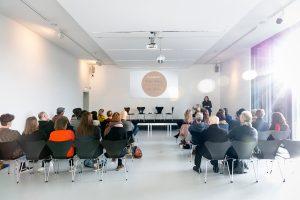 Vortrag von Silke Güldner über Foto-Business und Fotocoaching