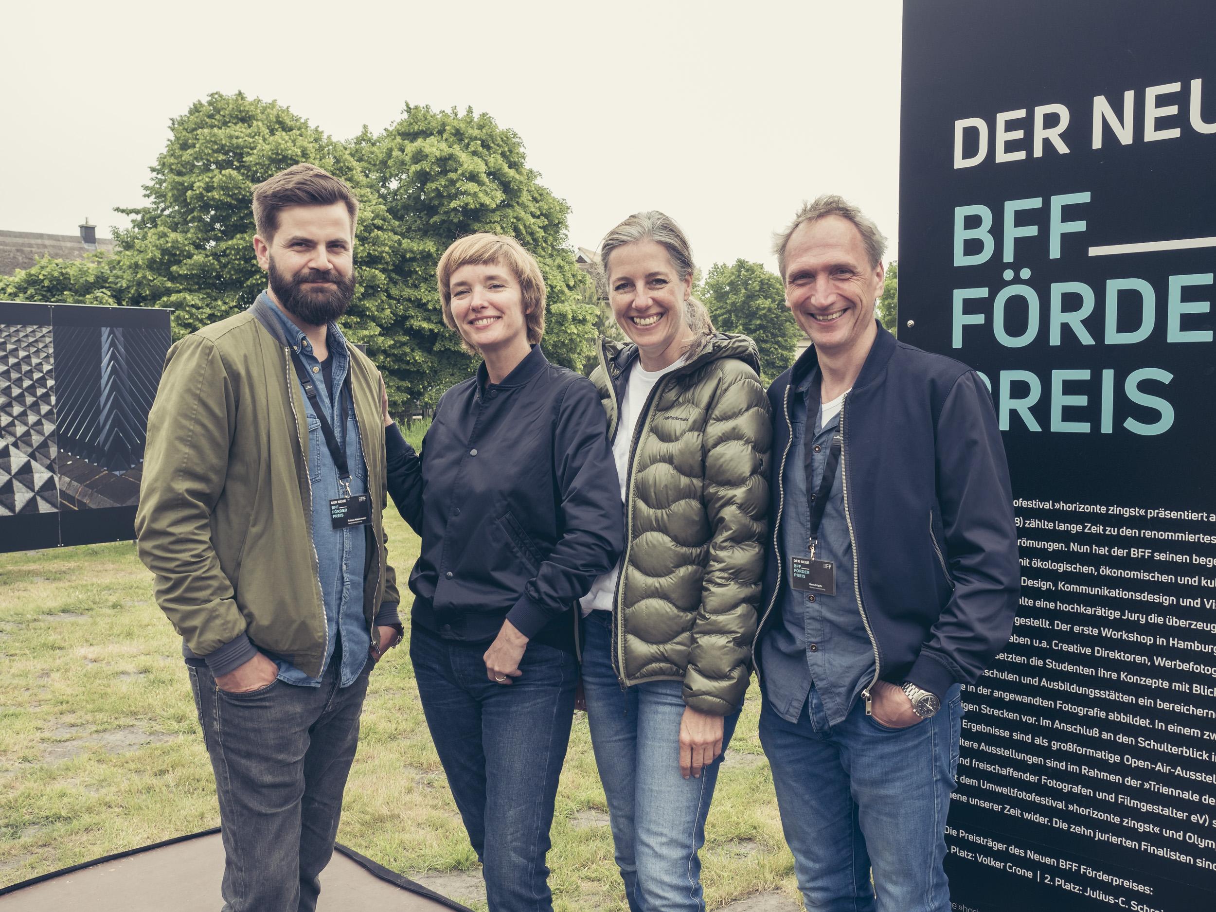 BFF-Foerderpreis-Zingst-Silke-Guelder-Ulrike-Klug-Tobias-Habermann-Bernd-Opitz-horizonte-Umweltfotofestival