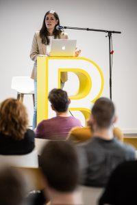 Vortrag für Profifotografen BFF über Sichtbarkeit in der Auftragsfotografie von Silke Güldner