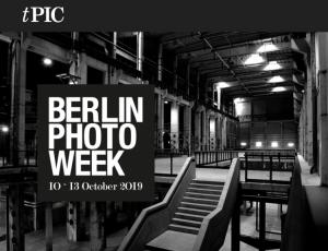 Vorträge und Lectures von Silke Güldner auf der Berlin Photo Week im Rahmen der tPIC im Kraftwerk für Berufsfotografen