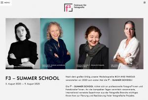 Webinare mit Silke Güldner in der Summer school fhoch3