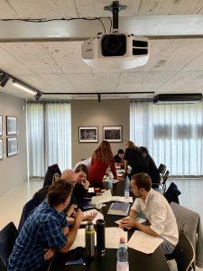Workshop für Berufsfotografen von Silke Güldner in Berlin