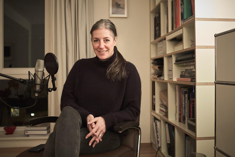 Silke Güldner im Gespräch mit S.H. Schroeder für den OpenTable Podcast